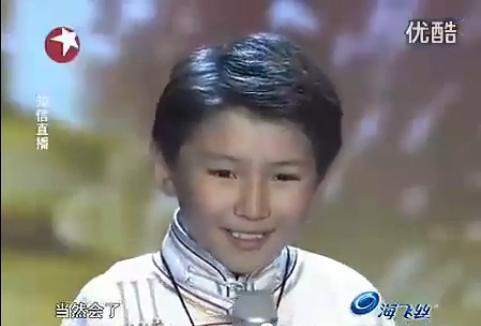 天使の微笑み賞 Uudam (モンゴルの歌王子)-Angel Smile Prize for Uudam_f0186787_11113850.jpg