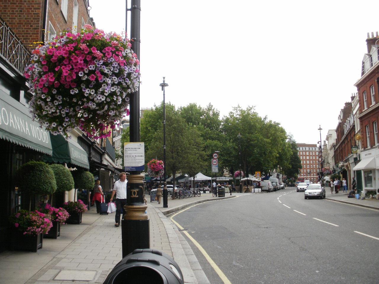 ロンドンでもマーケットに行ってみた♪_f0095325_19521795.jpg