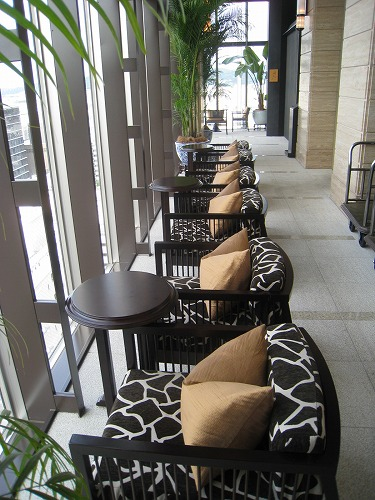 8月 神戸旧居留地オリエンタルホテル ロビー周辺_a0055835_23242639.jpg