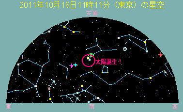 ヨハネ黙示とエレニン彗星・・乙女から誕生する星_b0213435_19213467.jpg