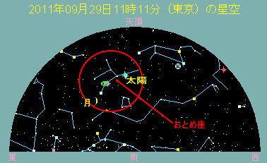 ヨハネ黙示とエレニン彗星・・乙女から誕生する星_b0213435_1974785.jpg