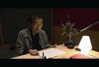 """二つの大震災を経験!した秋山ちえ子94歳。""""終戦の日""""「かわいそうなぞう」を44回目の朗読。_e0025035_16175915.jpg"""