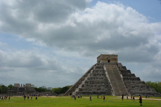 【メキシコ】 マヤ・ランドホテルへ戻り、休憩とランチ_c0011649_2149527.jpg