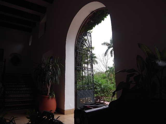 【メキシコ】 マヤ・ランドホテルへ戻り、休憩とランチ_c0011649_2224551.jpg