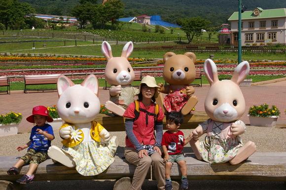 夏休みパート1/ Summer vacation #1_a0186568_23545592.jpg