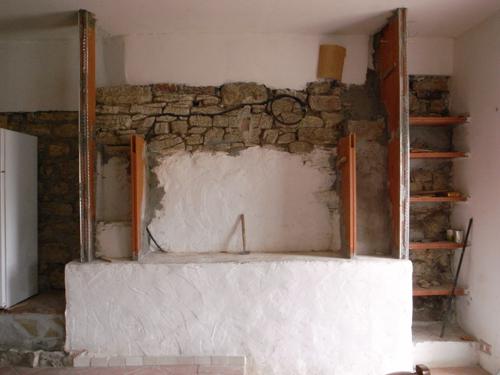 キッチンの棚~途中報告_f0106597_0532744.jpg