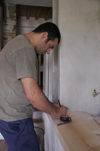 キッチンの棚~途中報告_f0106597_0545042.jpg
