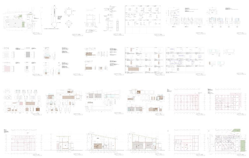 Project GDC 実施設計、ほぼ完成で〜す!_f0165030_1701345.jpg