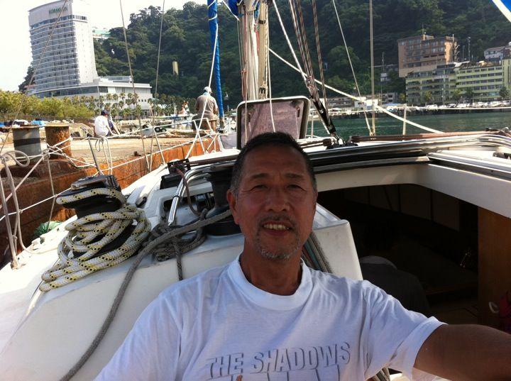 大島〜熱海 クルージング 2011/08_f0209434_16422212.jpg