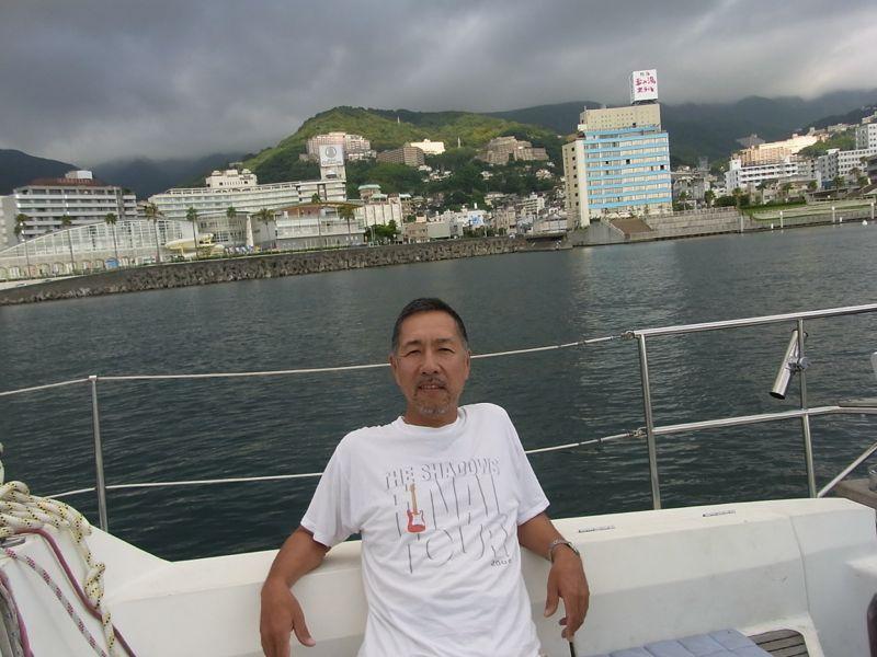大島〜熱海 クルージング 2011/08_f0209434_16431172.jpg