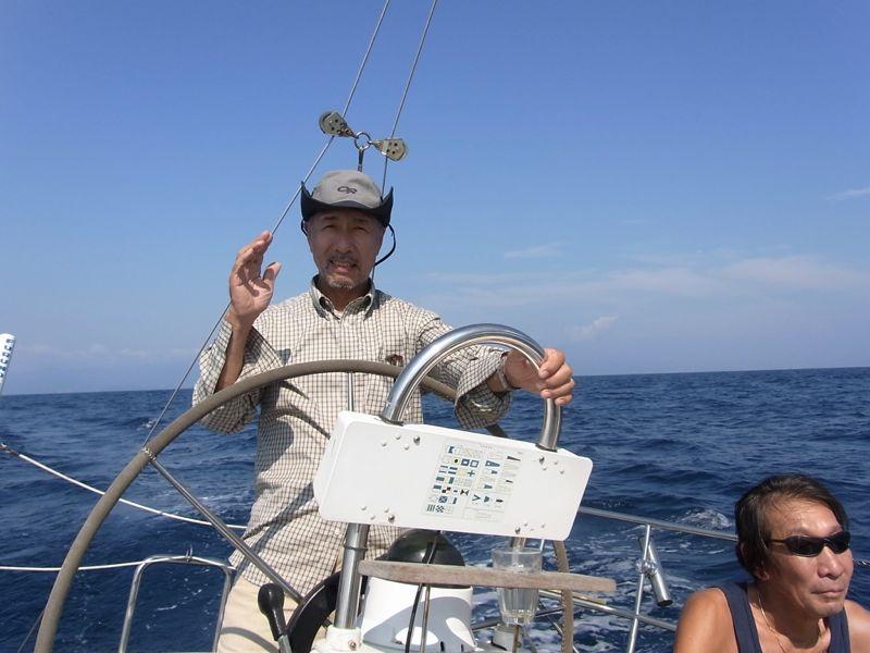 大島〜熱海 クルージング 2011/08_f0209434_16433253.jpg