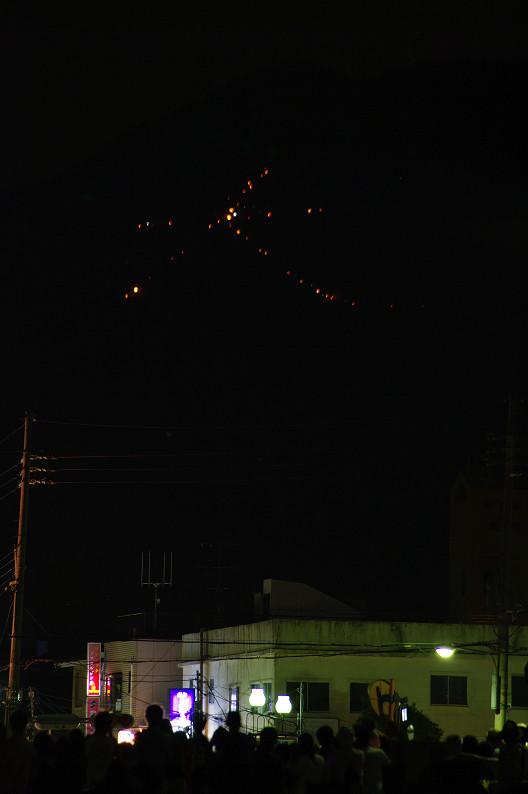 京都 五山の送り火 2011..._f0152550_22402556.jpg