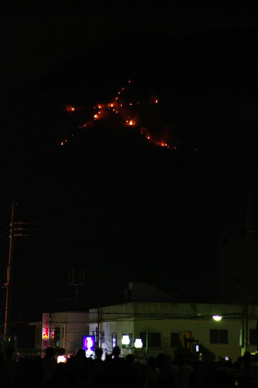 京都 五山の送り火 2011..._f0152550_22403043.jpg