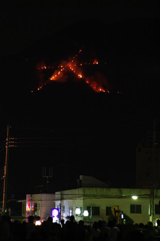 京都 五山の送り火 2011..._f0152550_22403565.jpg