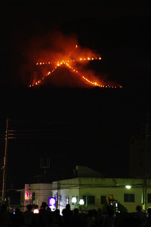 京都 五山の送り火 2011..._f0152550_2241168.jpg
