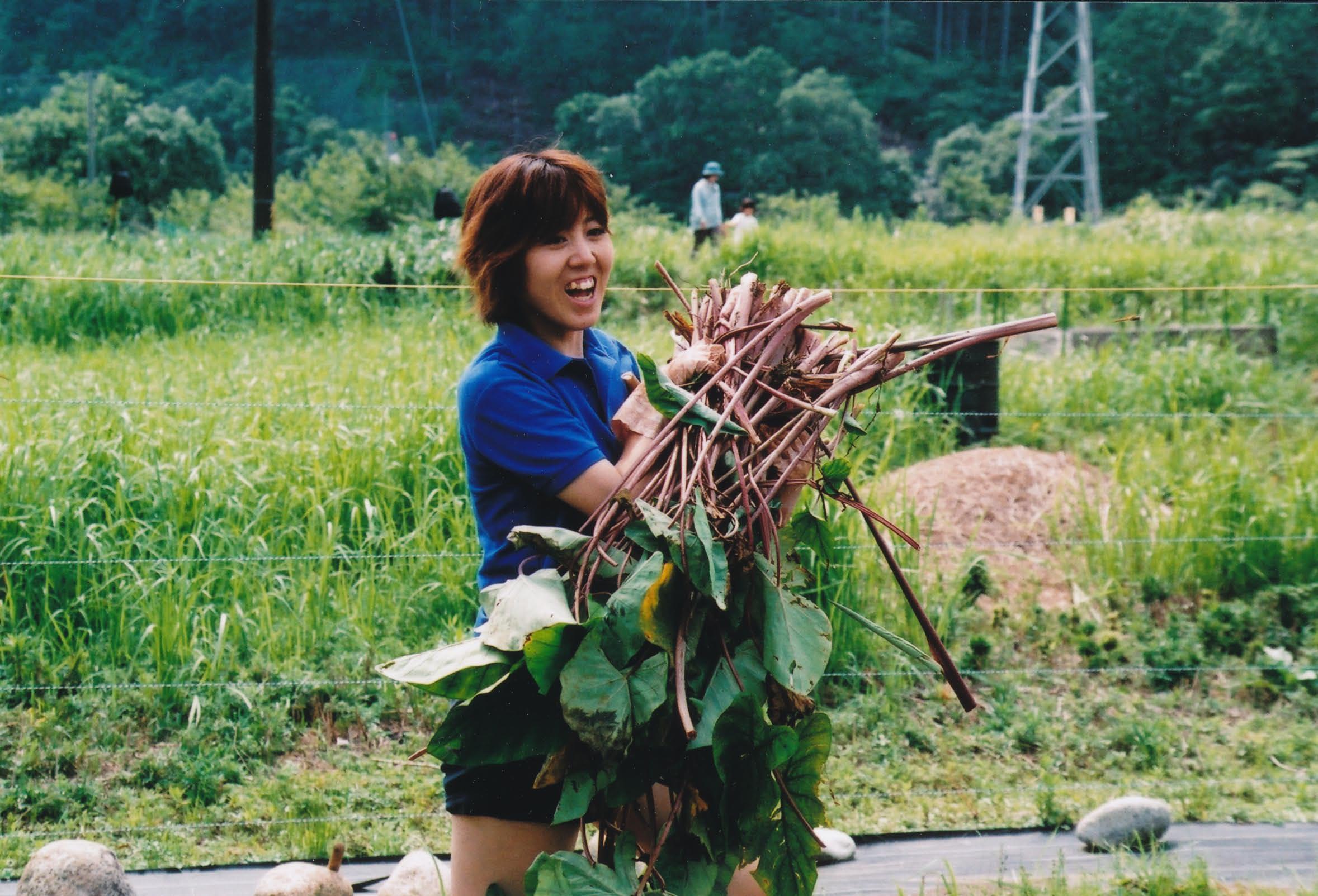 ごんべえ畑の収穫祭☆その2_e0156251_033491.jpg