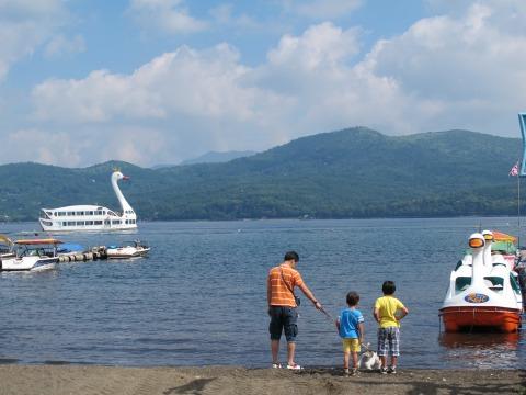 山中湖_c0070377_0273279.jpg