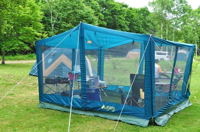 毎年恒例のキャンプで大活躍!かぼすちゃんちのおすすめキャンプ用品