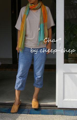 Char* 今日のスタイル_a0162603_15204348.jpg