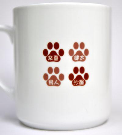 ケンタッキーフラサラ家マグカップ_d0102523_1432853.jpg