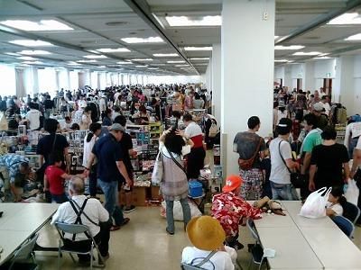 MOTTAINAIフリーマーケット開催報告@五反田TOC_e0105047_15365240.jpg