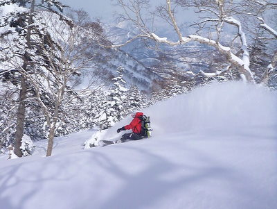 【滑走レポ29 2011.3.9】 久しぶりのホームゲレンデ@かぐら_e0037849_20522229.jpg