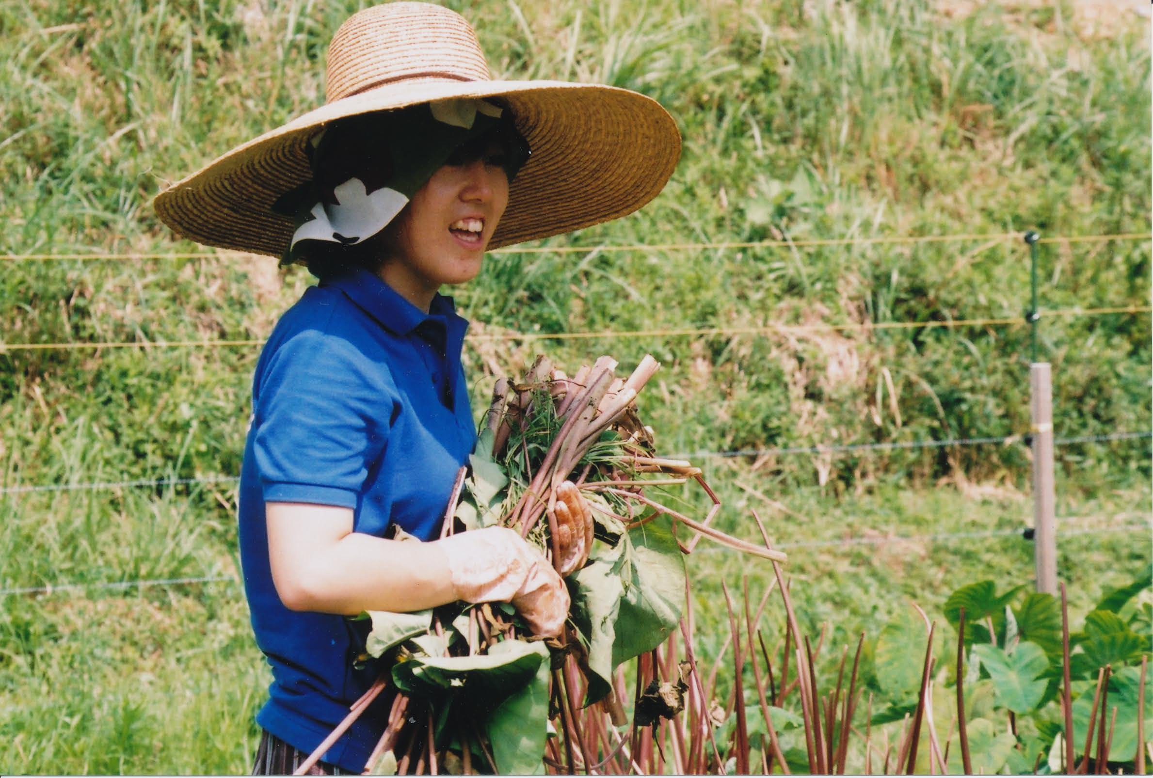 ごんべえ畑の収穫祭☆その3_e0156251_0185186.jpg