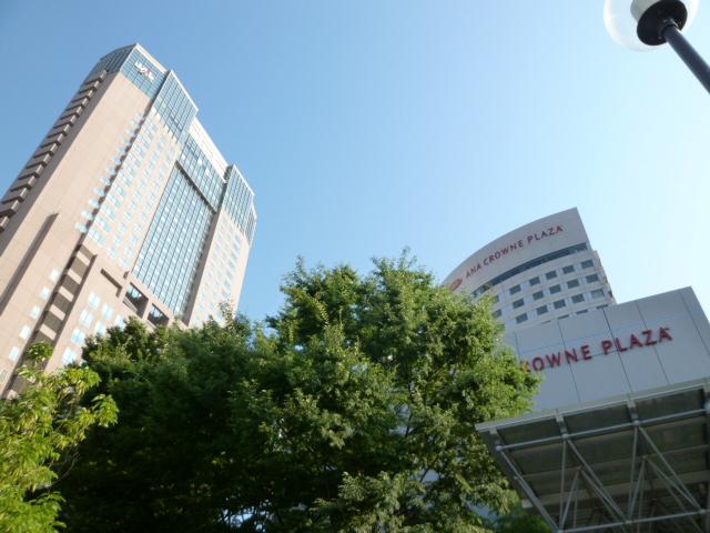 ANA CROWNE PLAZA 金沢_c0100865_154939100.jpg