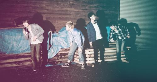 Veni Vidi Vicious、3rdアルバム『Good Days』リリース&PV公開_e0197970_040085.jpg