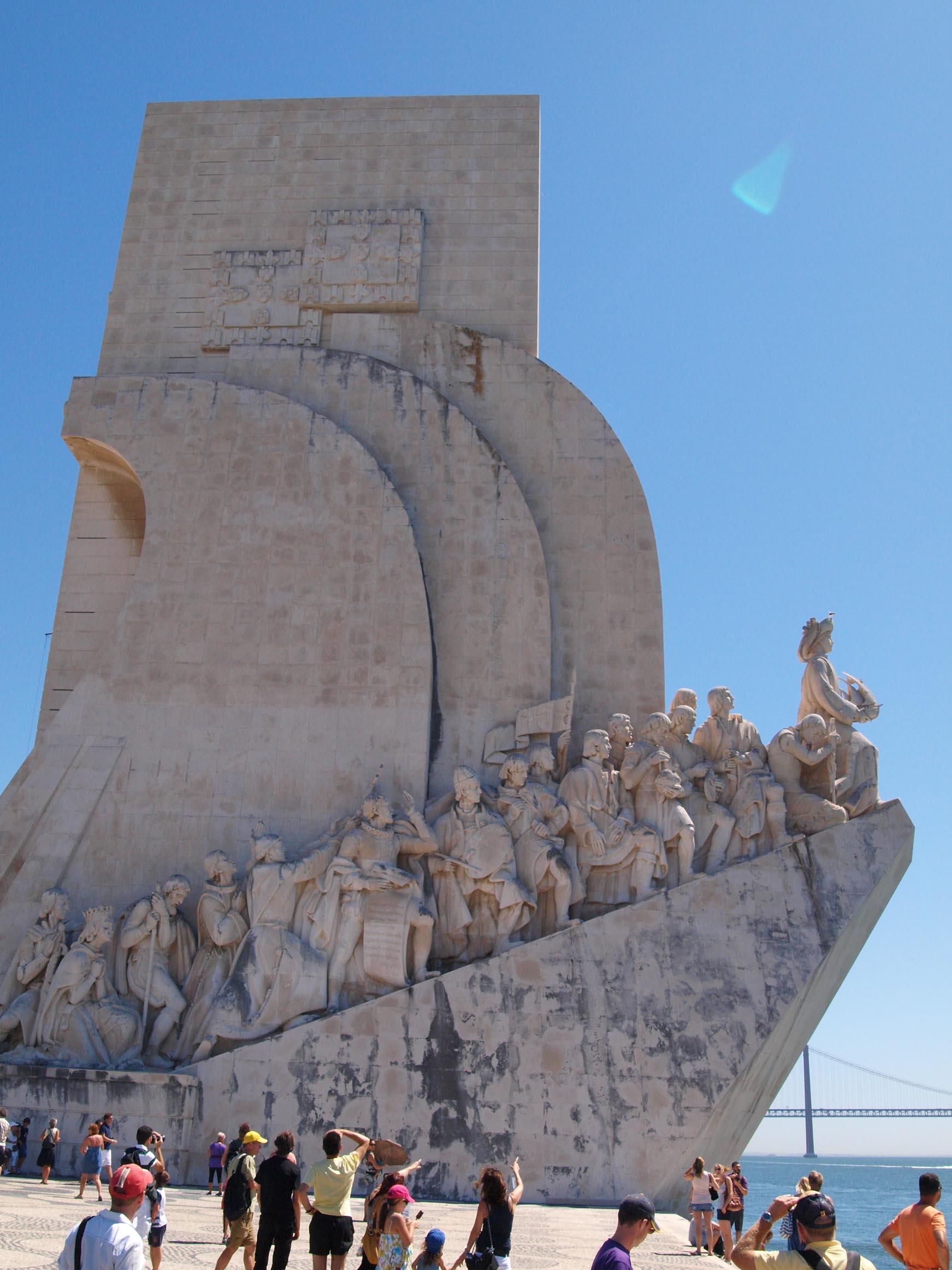 ポルトガル紀行ーーベレン地区観光_c0179785_17443757.jpg