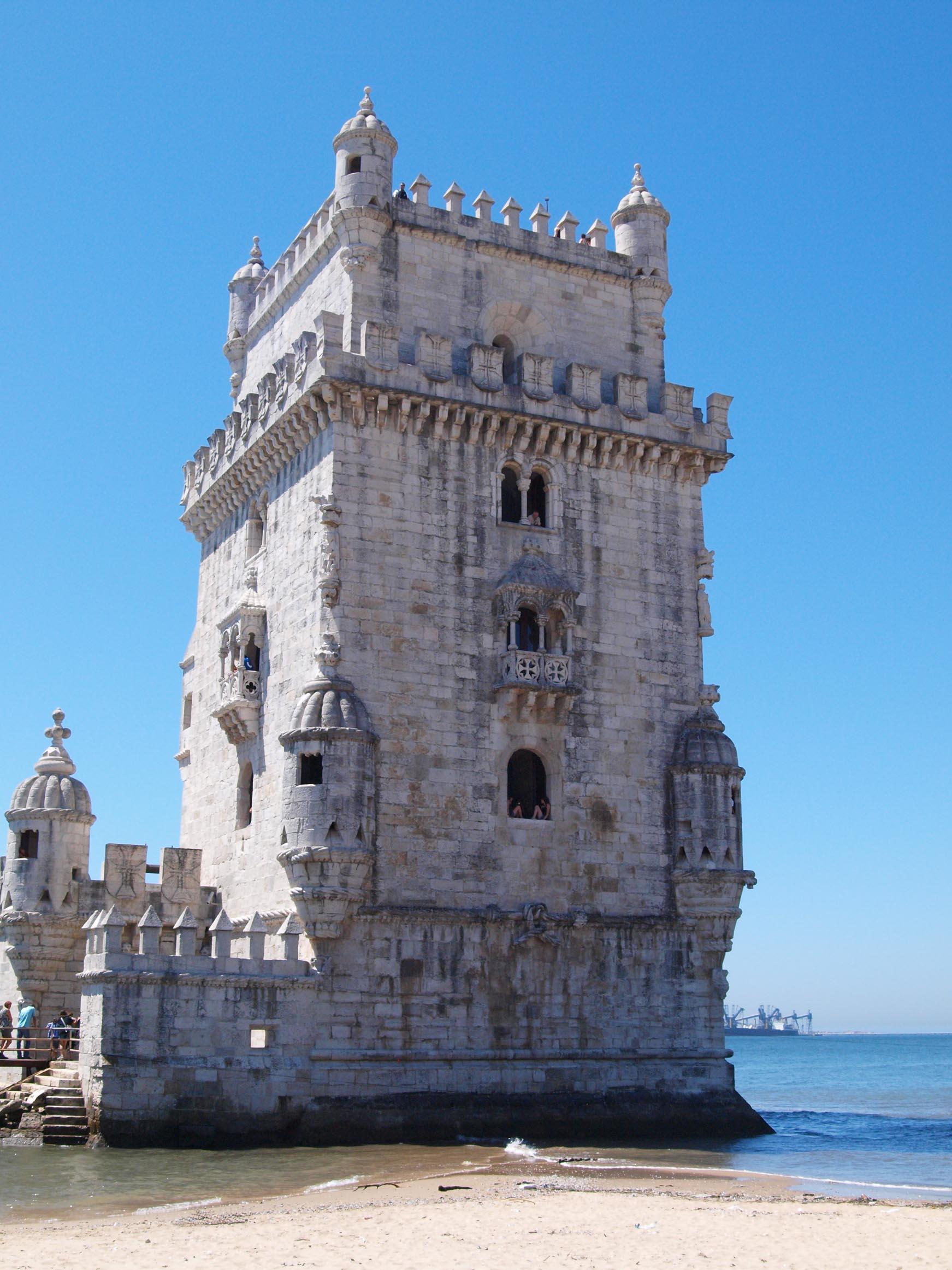 ポルトガル紀行ーーベレン地区観光_c0179785_18103238.jpg