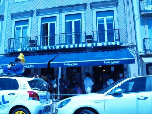 ポルトガル紀行ーーベレン地区観光_c0179785_18382584.jpg
