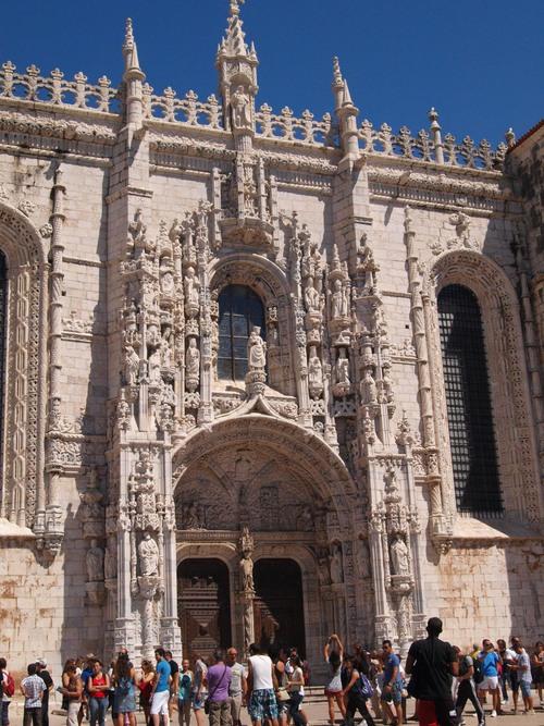 ポルトガル紀行ーーベレン地区観光_c0179785_18563381.jpg