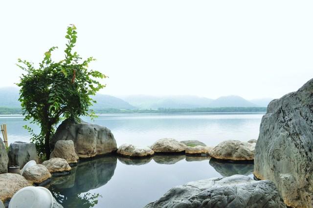 北海道キャンプ⑩ 屈斜路湖での恐怖の思い出_a0126590_16384812.jpg