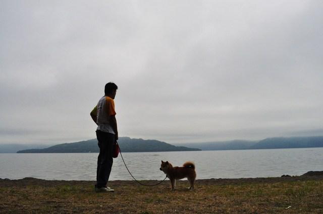 北海道キャンプ⑩ 屈斜路湖での恐怖の思い出_a0126590_1730031.jpg