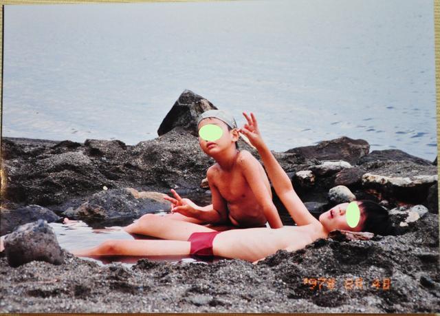 北海道キャンプ⑩ 屈斜路湖での恐怖の思い出_a0126590_21403099.jpg