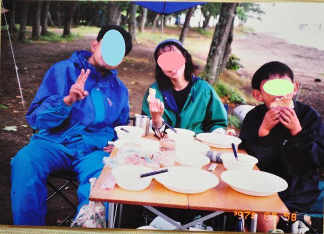 北海道キャンプ⑩ 屈斜路湖での恐怖の思い出_a0126590_21483882.jpg