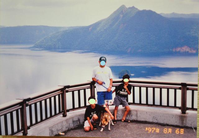 北海道キャンプ⑩ 屈斜路湖での恐怖の思い出_a0126590_21583947.jpg
