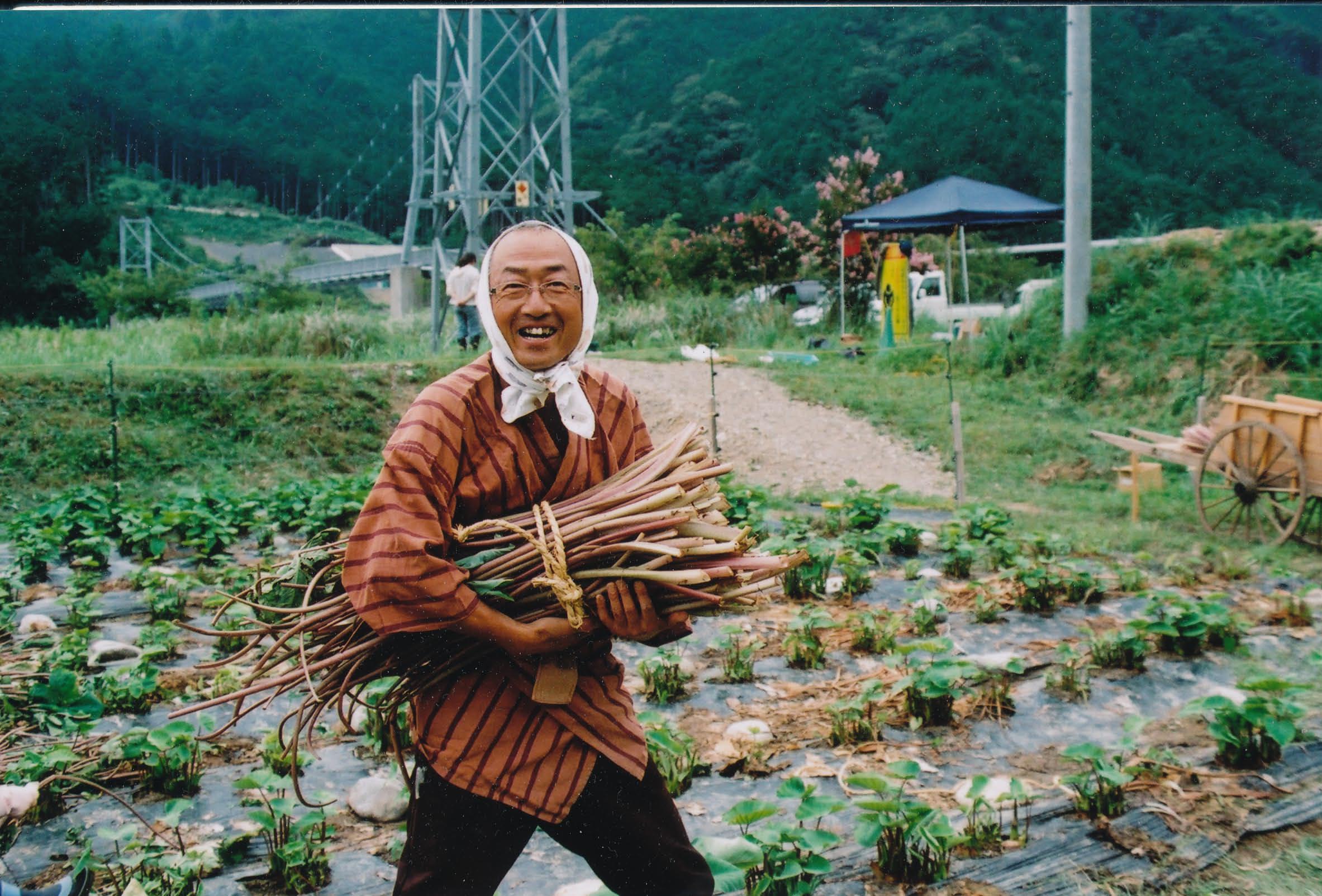 ごんべえ畑の収穫祭☆その4_e0156251_2313045.jpg
