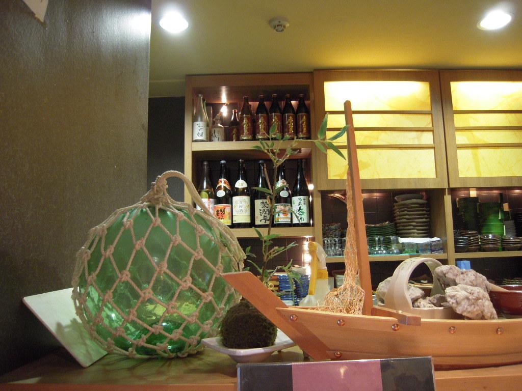 ROKU鮮 武庫之荘店  寿司、魚介料理  (過去ログ編集)_d0083265_1416151.jpg