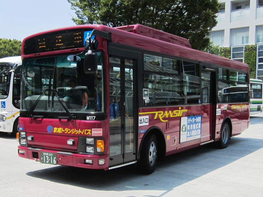 東京ベイ舞浜ホテル303号車→京成...
