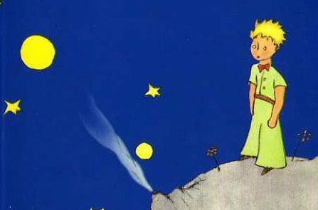 「星の王子さま」というサイン & モンゴル草原王子 Uudam(ウーダム) その1_f0186787_135022100.jpg