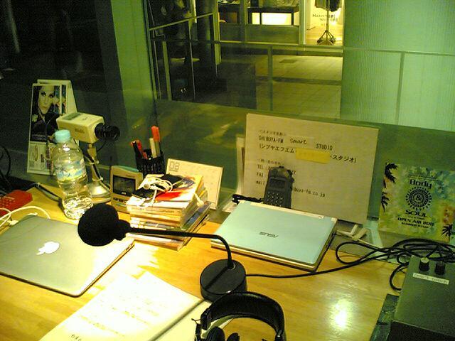 SHIBUYA FM Japanese Soul!!_c0077105_15513935.jpg