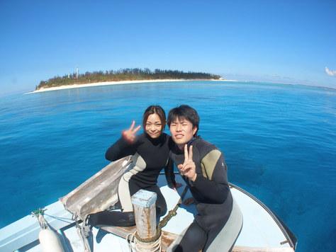 8月19日今日は水納島だ~_c0070933_224172.jpg