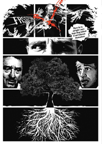 TriuneGods Comics  :Sacred Forest Issue #002 Written by Jean-Michel Berthiaume Illustrated by Migwel_d0158942_1182087.jpg