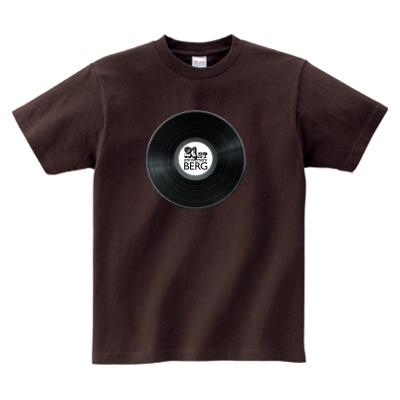 【ベルクオリジナルTシャツ】 人気の紙ナプキン柄と21stレコードデザイン♪_c0069047_044847.jpg