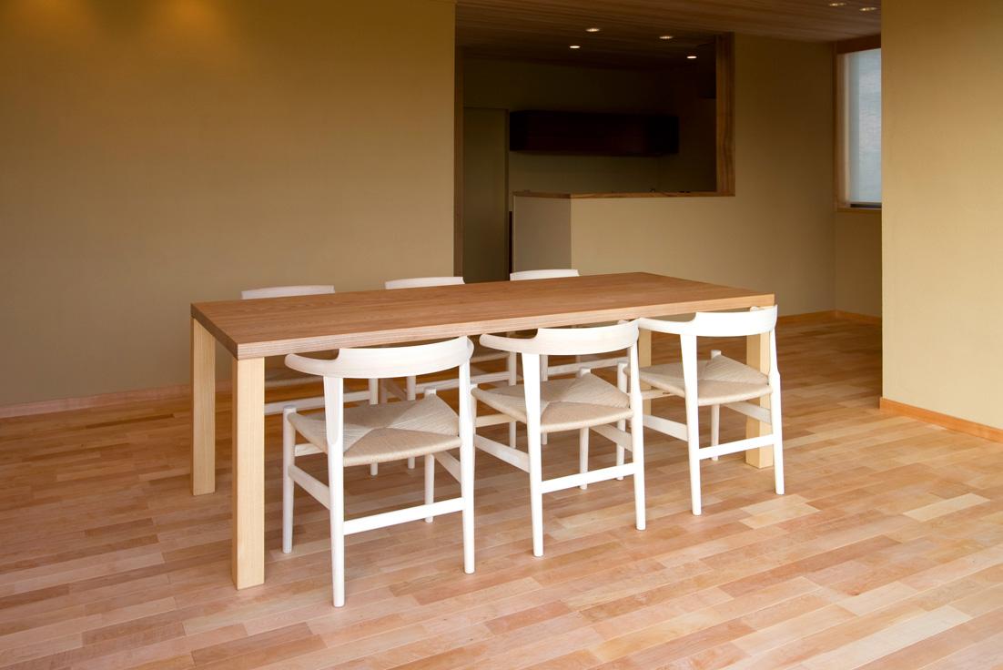 ダイニングテーブル ホワイトアッシュ PP68_e0127948_17231996.jpg