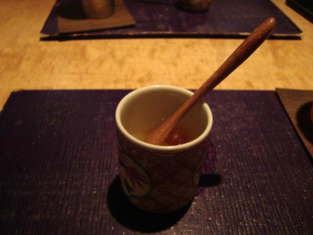 西麻布「日本料理 ふるけん」へ行く。_f0232060_0261549.jpg