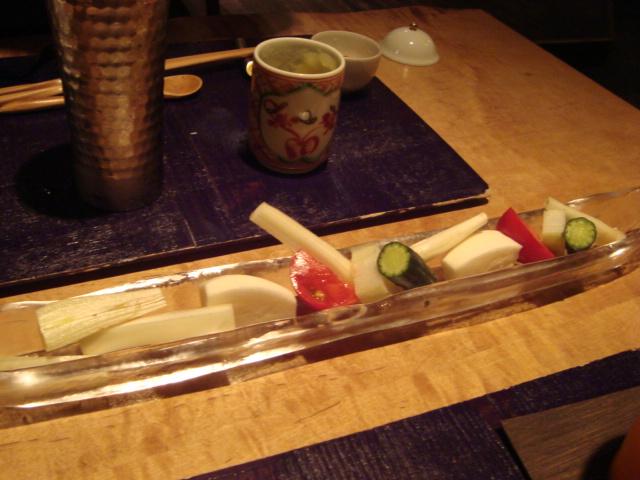 西麻布「日本料理 ふるけん」へ行く。_f0232060_0281859.jpg