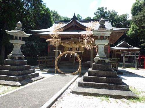 位登八幡神社・神功皇后は田原麿の城に半年も滞在した_c0222861_17284641.jpg